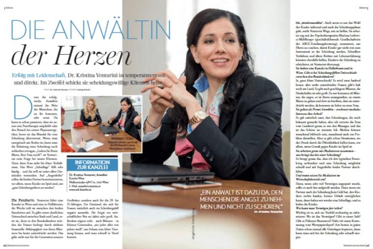 Die Niederösterreicherin März 2016 by Bundesländerinnen